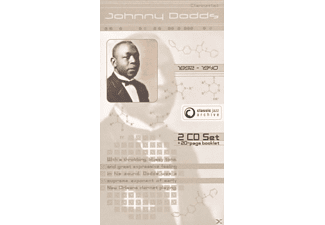Johnny Dodds - New Orleans Stomp / Blue Clarinet (Classic Jazz Archive Series) - (CD)