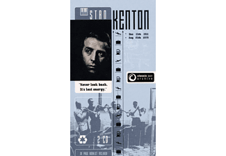 Stan Kenton - Artistry In Rhythm / Intermission Riff (Classic Jazz Archive Series) - (CD)