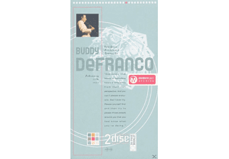 Buddy DeFranco - Buddy's Blues / The Bright One (Modern Jazz Archive Series) - (CD)
