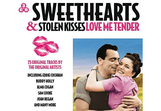 VARIOUS - Sweethearts & Stolen Kisses-Love Me Tender - (CD)