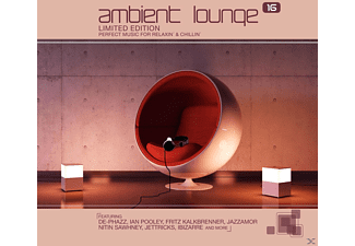 VARIOUS - Ambient Lounge Vol.16 [CD]