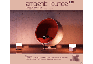 VARIOUS - Ambient Lounge Vol.16 - (CD)