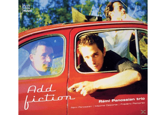 Remi Panossian Trio - Add Fiction - (CD)