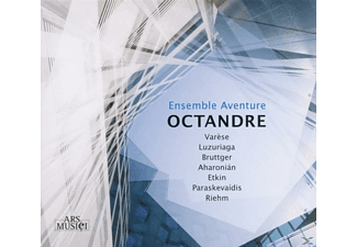 Aventure Ensemble - Octandre - (CD)
