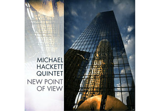 Michael Quintet Hackett - New Point Of View - (CD)