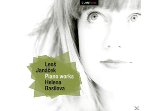 Helena Basilova - Janacek: Piano Works - (CD)