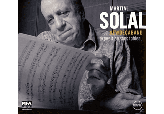 Martial Solal - Exposition Sous Tableau [UK-Import] - (CD)