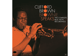 Clifford Brown - Brownie Speaks: The Complete Blue Note Recordings - (CD)