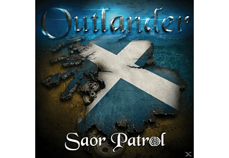 Saor Patrol - Outlander - (CD)