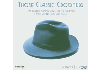 VARIOUS - Those Classic Crooners-10 Cd - (CD)