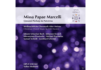 HEDTFELD,VOLKER & VOCALE,OPUS - Missa Papae Marcelli - (CD)