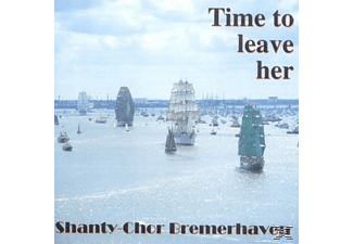 Shanty - Time To Leave Her - (CD)