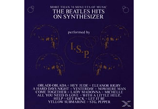 I.S.P. - Beatles Hits On Synthesizer - (CD)