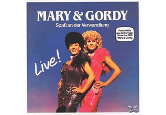 Mary - Mary & Gordy - (CD)
