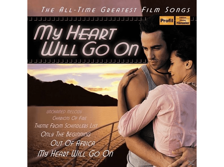 VARIOUS - My heart will go on [CD]