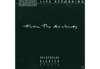 Sviatoslav Richter - From The Archives - (CD)