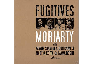 Moriarty - Fugitives - (Vinyl)