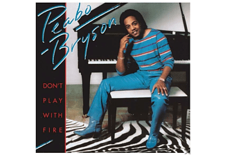 Peabo Bryson - Don't Play With Fire - (CD)