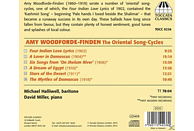 Halliwell,Michael/Miller,David - Oriental Song-Cycles,The [CD]