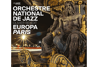 Orchestre International De Jazz - Europe Paris - (CD)