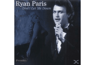 Ryan Paris - Don't Let Me Down - (CD)