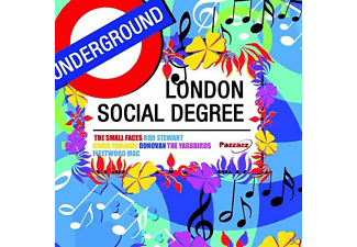 VARIOUS - London Social Degree - (CD)