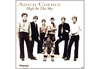 Amen Corner - High In The Sky - (CD)