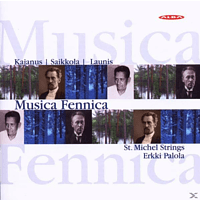 ST. MICHEL STRINGS / PALOLA - Musica Fennica [CD]