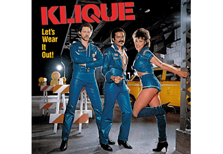 Klique - Let's Wear It Out - (CD)