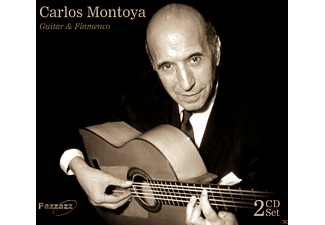 Carlos Montoya - Guitar & Flamenco - (CD)