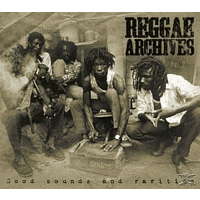 VARIOUS - Reggae Archives Vol.2 [CD]