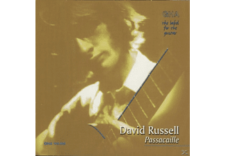 David Russell - Passacaille - (CD)