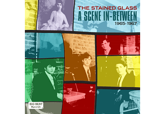 Stained Glass - A Scene In-Between 1965-1967 (Limited Edition) - (CD)