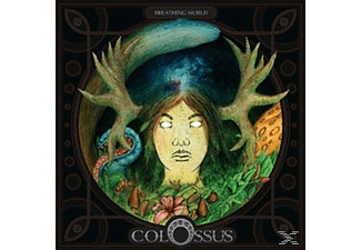 Colossus - Breathing World - (CD)
