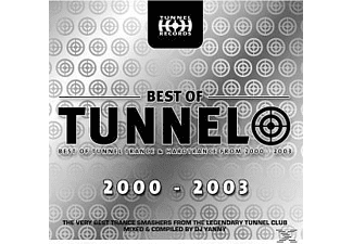 VARIOUS - Best Of Tunnel (2000-2003) - (CD)