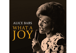 Alice Babs - What a Joy - (CD)