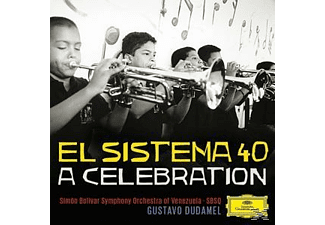 Dudamel Gustavo - El Sistema 40-A Celebration - (CD)