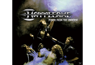 Battleaxe - Power From The Universe [CD]