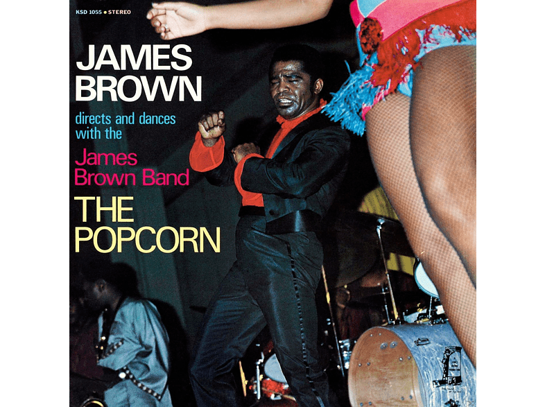 Chris Brown, James Band Brown - Popcorn (Import) [CD]