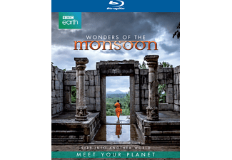 BBC Earth - Land Of The Monsoon | Blu-ray