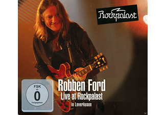Robben Ford - Live At Rockpalast 1998 & 2007 - (DVD + CD)
