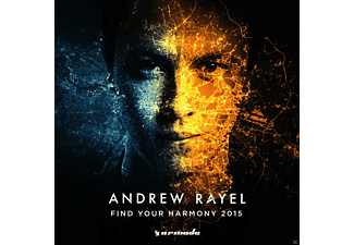 VARIOUS - Find Your Harmony 2015 - (CD)