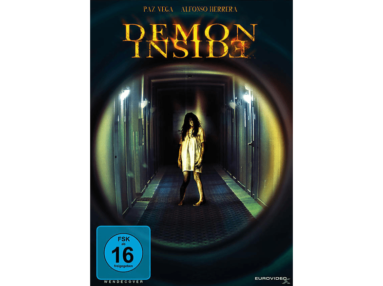Demon Inside [DVD]
