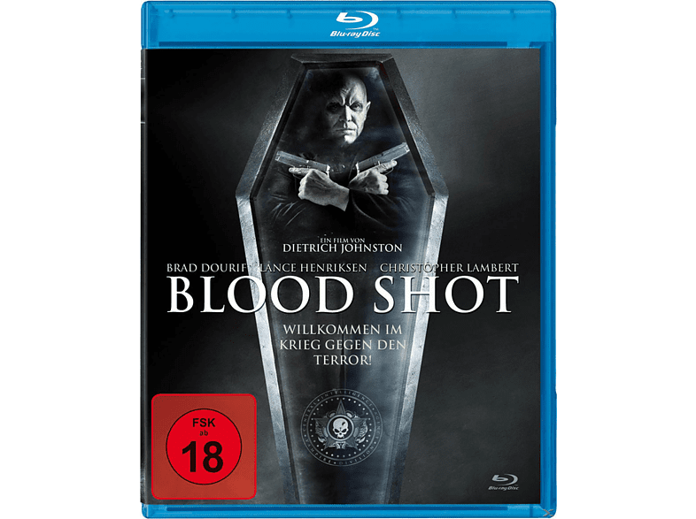 Blood Shot [Blu-ray]