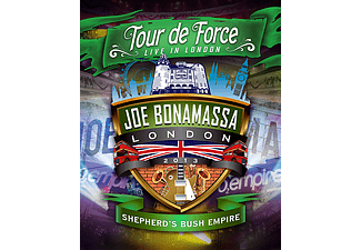 Joe Bonamassa - Tour De Force - Shepherd's Bush Empire (Blu-ray)