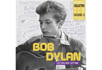 Bob Dylan - I Was Young When I Left Home - (CD)