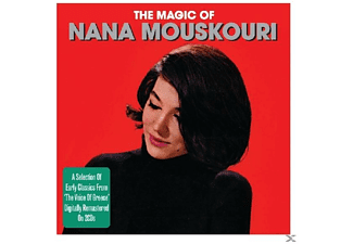 Nana Mouskouri - The Magic Of - (CD)