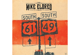 The Mike Eldred Trio - 61 And 49 - (CD)