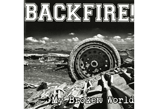 Backfire - My Broken World - (CD)