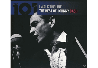 Johnny Cash - I Walk The Line-The Best Of Johnny Cash - (CD)
